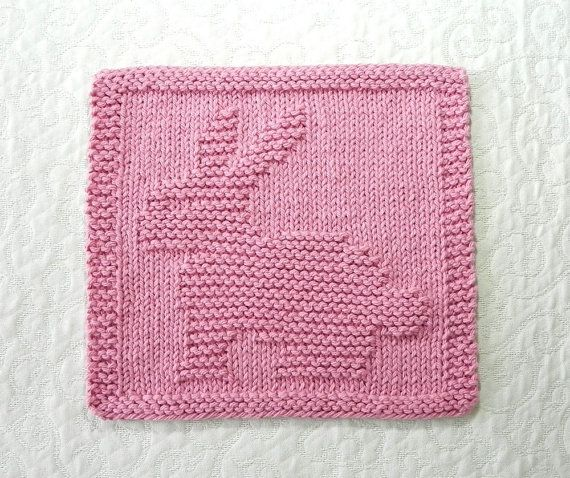 Knitted Dishcloth Patterns For Easter : 1000+ images about Baby Wash Cloths on Pinterest Unique, Rubber duck and Cl...