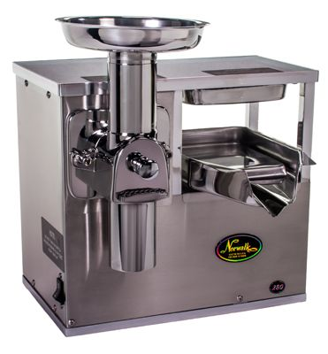 If I could afford any juicer- Norwalk Juicers, best of the best, cold press technology