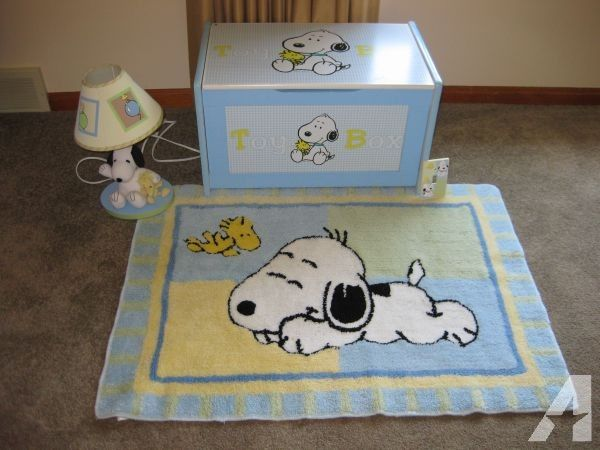 Baby Snoopy Nursery Items - (Chippewa Twp) for Sale in Pittsburgh, Pennsylvania Classified | AmericanListed.com