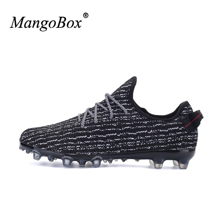 Football Soccer Cleats Men 2016 Cool Cheap Football Cleats Boys Gray Soccer Cleats Boots Breathable Football Boots with Studs