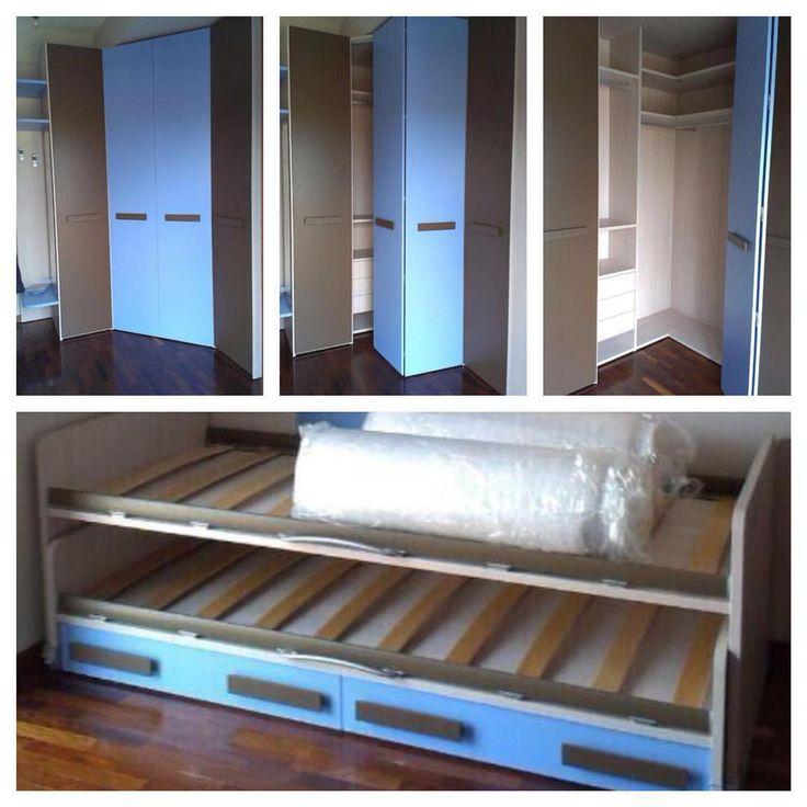 Oltre 25 fantastiche idee su armadio per bambini su for Piccoli interni rustici della cabina
