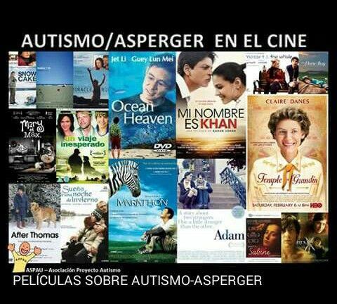 Movie about Autism // peliculas sobre autismo