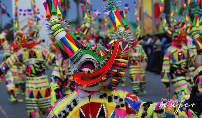calife carnaval dominicano | Home » Panoramas » Carnaval Popular Dominicano