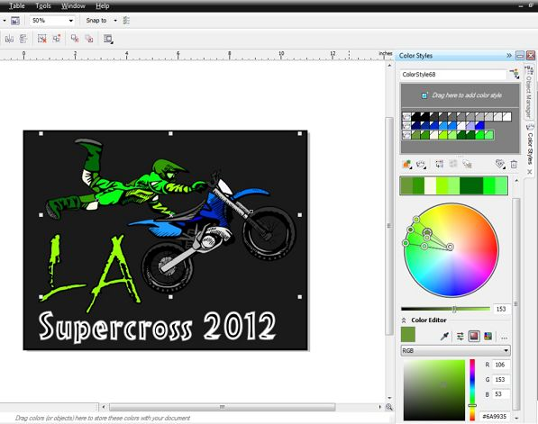 How to Use Color Harmonies | CorelDRAW Tutorial | Corel Discovery Center
