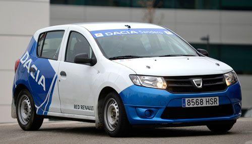 La Dacia Sandero Rallye Cup, nueva competición para 2014 | QuintaMarcha.com.Renault, que sigue apostando firmemente por el mundo de la competición, organizará, junto a la Real Federación Española de Automovilismo, la Dacia Sandero Rallye Cup 2014, destinada a jóvenes pilotos y enmarcada dentro del Nacional de Rallyes de Asfalto.