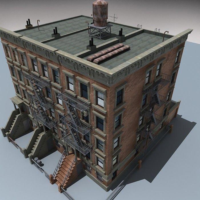 downtown building 3d model #modeltraintips   Model Trains in