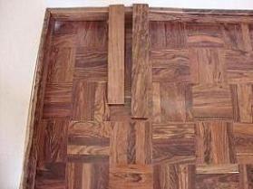 Rustic floor. Sandalwood