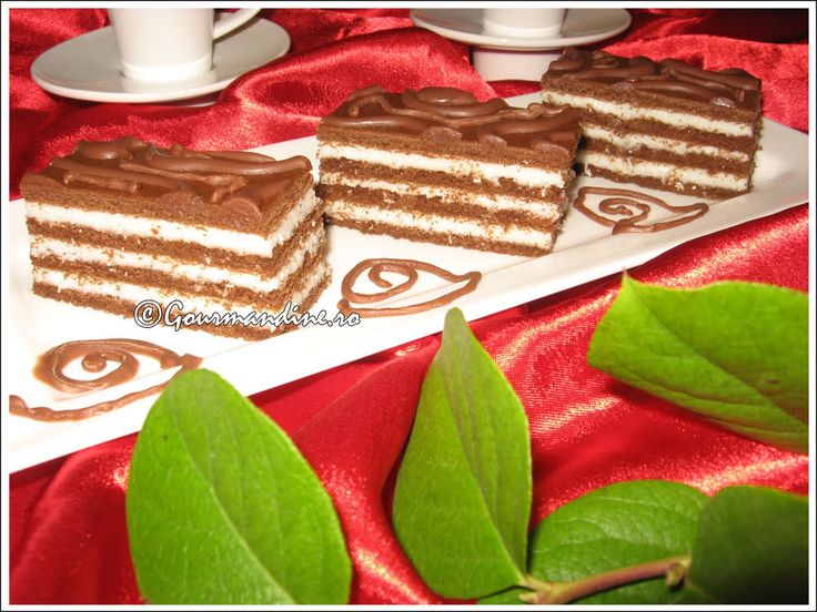 Prajitura cu crema de cocos: Cake, Coconut, Cream, Cream, Dessert