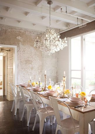 OKO Design Blog: Industrial and romantic: home of photographer Amy Neusinger
