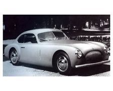 1947 Cisitalia Tipo 202 Berlinetta Factory Photo uc7377