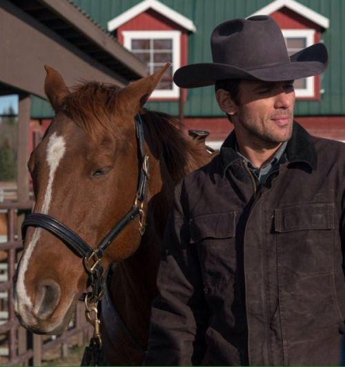 Maverick Mitch Cutty (Kevin McGarry). | Heartland ...