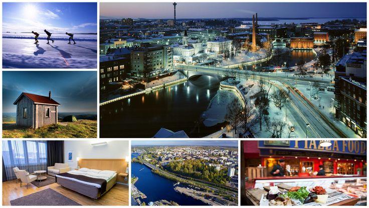 Tampere - 3 Tage Tampere / Finnland im guten 4* Hotel mit Frühstück für 148€ inklusive Hin- und Rückflug --> www.travelcloud.de/?p=43965 #finland #tampere #travelcloud #traveldeals #nature