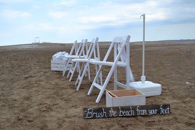 detalles para bodas en la playa