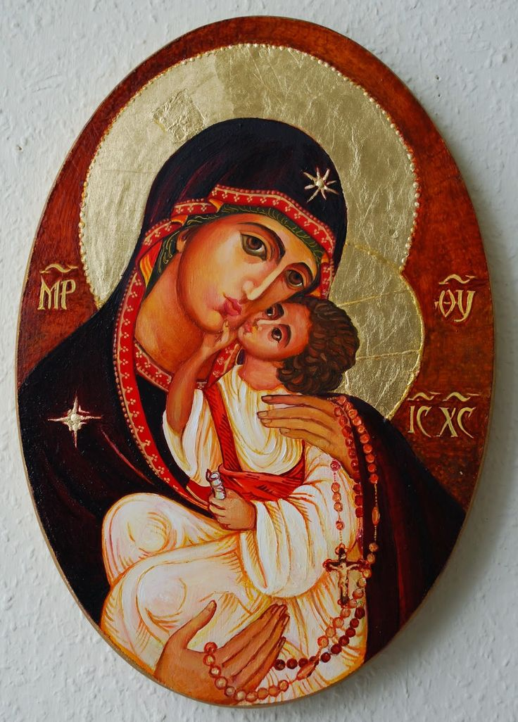 Association Of Catholic Women Bloggers: Our Lady of the Rosary in Art