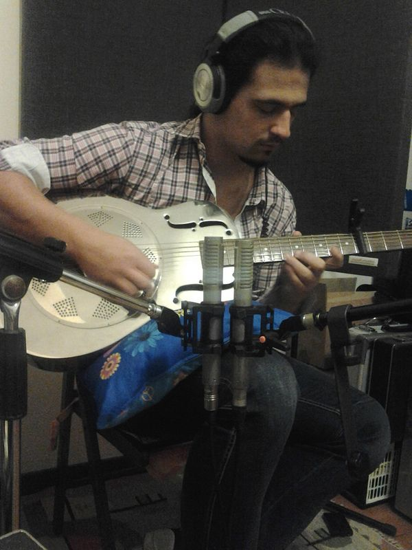 Recording Resophonic Guitar