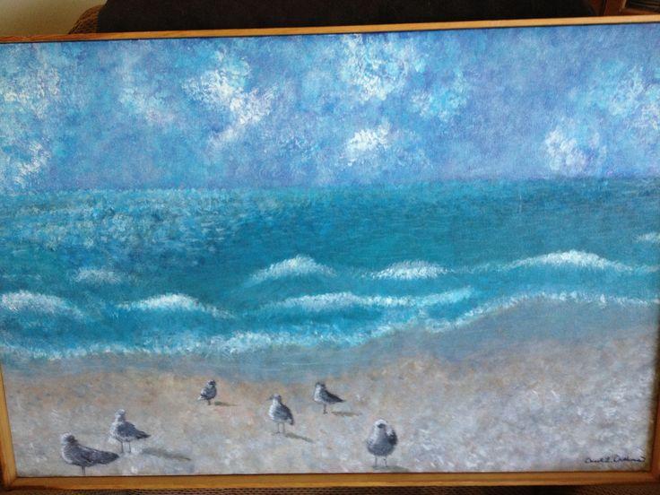 Myrtle Beach by Carol Jones