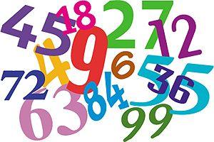 I numeri cardinali e ordinali - Numeri cardinali: one, two, three, four... Numeri ordinali: first, second, third, fourth...