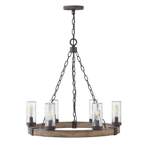 Found it at Wayfair - Hemenway 6-Light Outdoor Chandelier