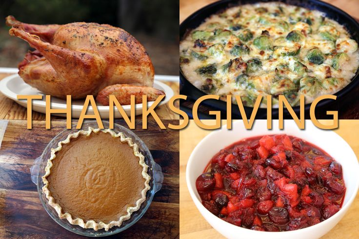 Whether you want to stick to the classics, or mix things up this year, we've got you covered with all-new recipes to make your Thanksgiving feast amazing.