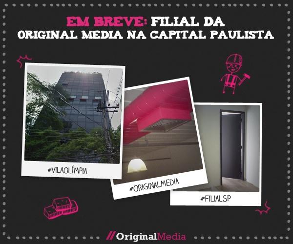 Original Media em São Paulo