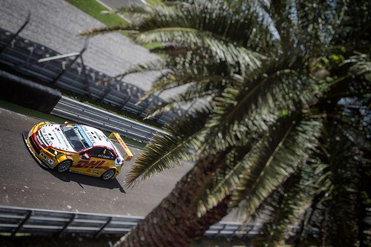 Pit entry race argentina DHL TWSteel Valvoline Chevrolet :) Coronel