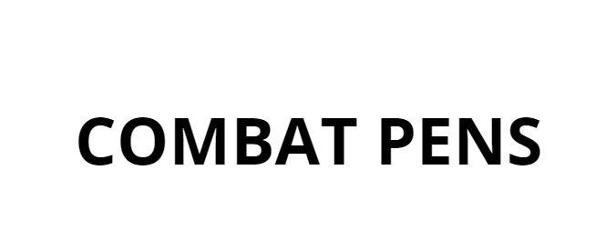 Combat Pens