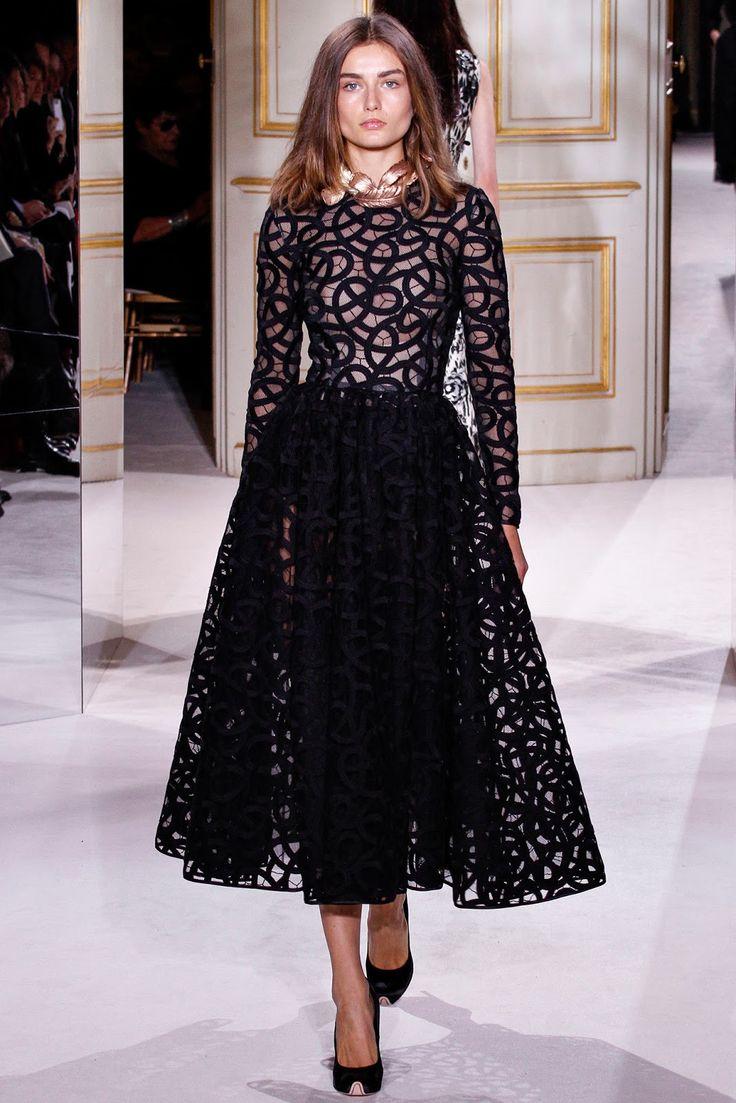giambattista valli haute couture s/s 2013 | visual optimism; fashion editorials, shows, campaigns & more!