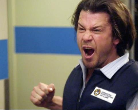 LEVERAGE screen capped by ladee leverage This is Christian Kane  actor, singer, songwriter, stuntman, cook!