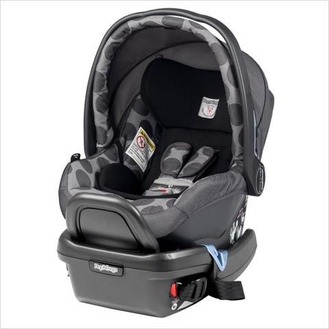 "Our newest rear facing infant car seat for babies 4 to 35 lbs. and up to 32"" tall, the Primo Viaggio 4-35 takes the Peg Perego experience in child restraint systems to a new and improved level of safety and design. Equipped with an all-n..."
