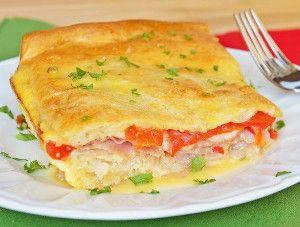 Italian Layered Bake | RecipeLion.com