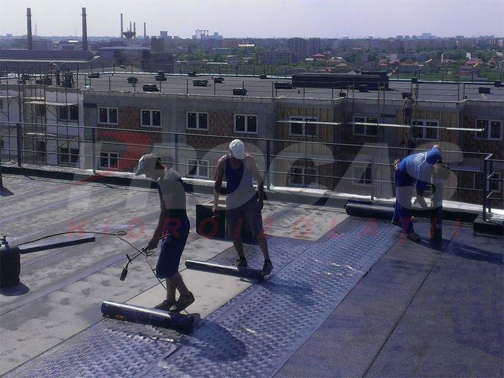 Materialele de calitate folosite la lucrarile de hidroizolatii ne permit sa oferim garantie 10 ani!  www.procas.ro
