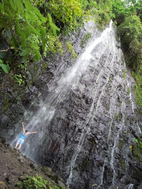 HAMAMA FALLS, Kaneohe Hawaii #waterfalls | My Hawaii ...