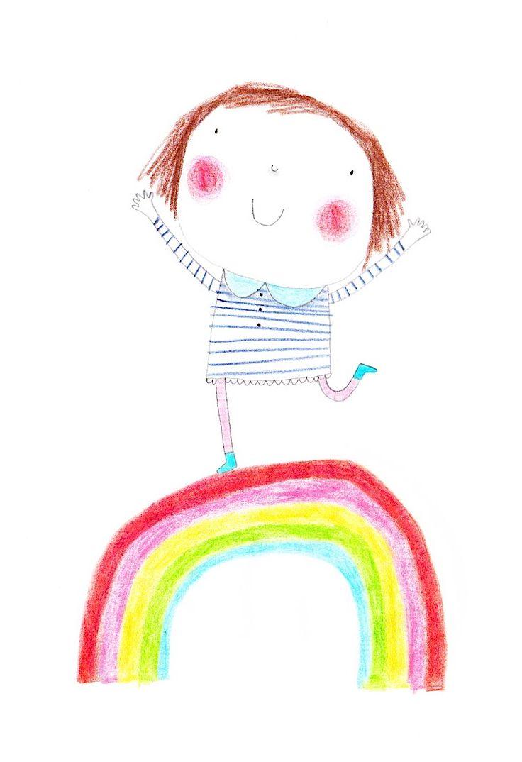Julie Fletcher: illustration friday