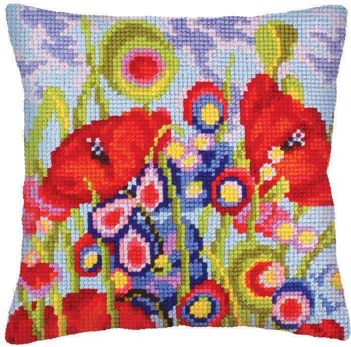 Подушка для вышивания Collection D'Art