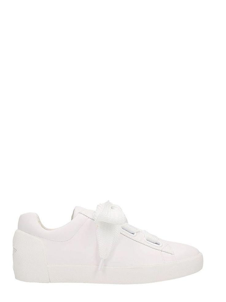 ASH | Ash Ash Nina Bow White Sneakers #Shoes #Sneakers #ASH