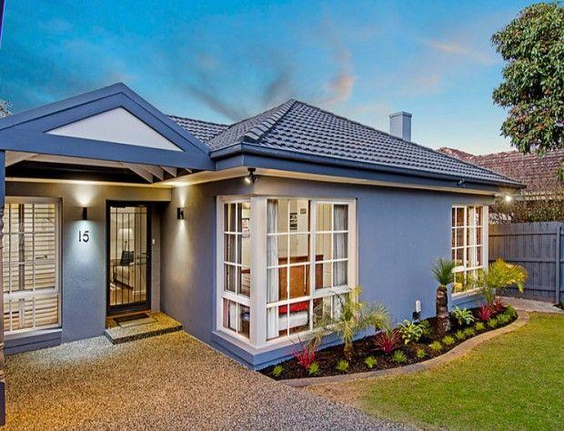 สร้างบ้านชั้นเดียว ให้มีสีสัน ที่สดใสและสบายตา « บ้านไอเดีย แบบบ้าน ตกแต่งบ้าน เว็บไซต์เพื่อบ้านคุณ