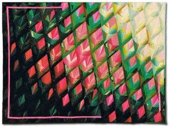 The textile art of Maryline Collioud-Robert