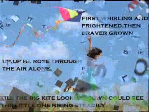 *Amazing poem recitation* How the little kite learned to fly - Katherine Pyle - YouTube