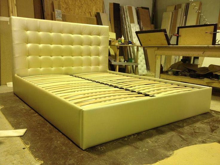 Кровати Стелла с подъёмным механизмом