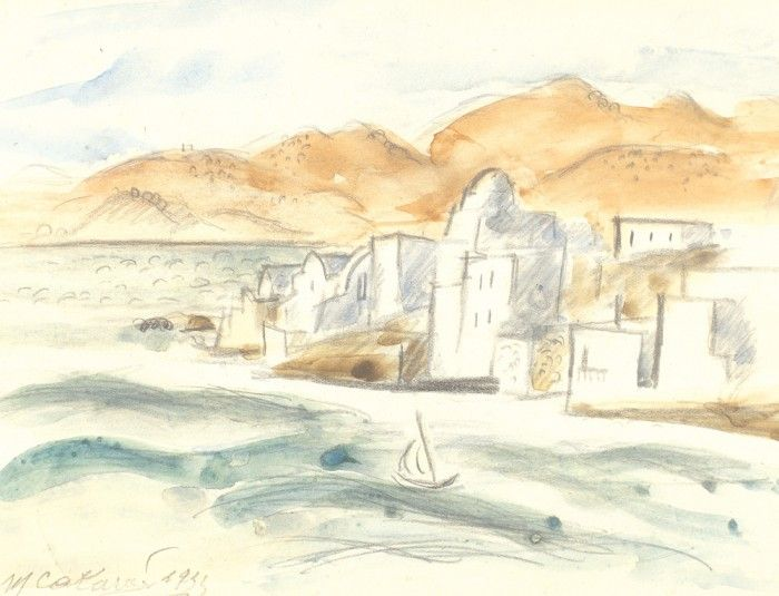 Henri H. Catargi, Port marocan