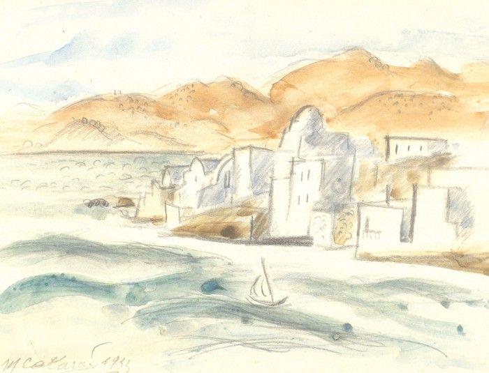 Henri H. Catargi, Port marocan