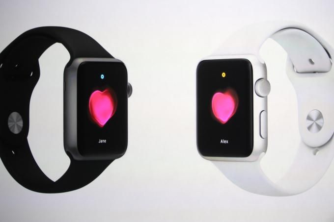 An #AppleWatch for both him and her ;)