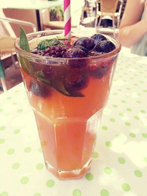 Mixed Berry tea