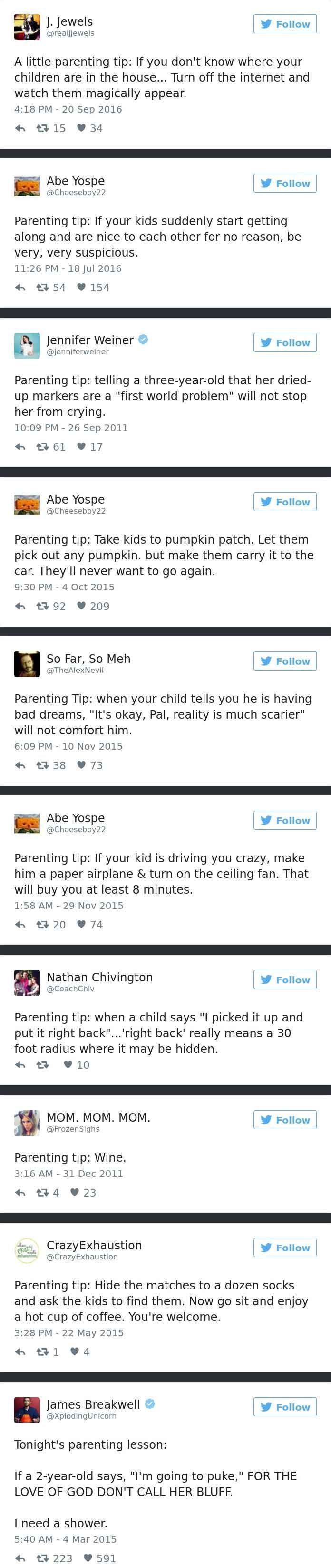 Parenting tips from moms and dads http://ibeebz.com