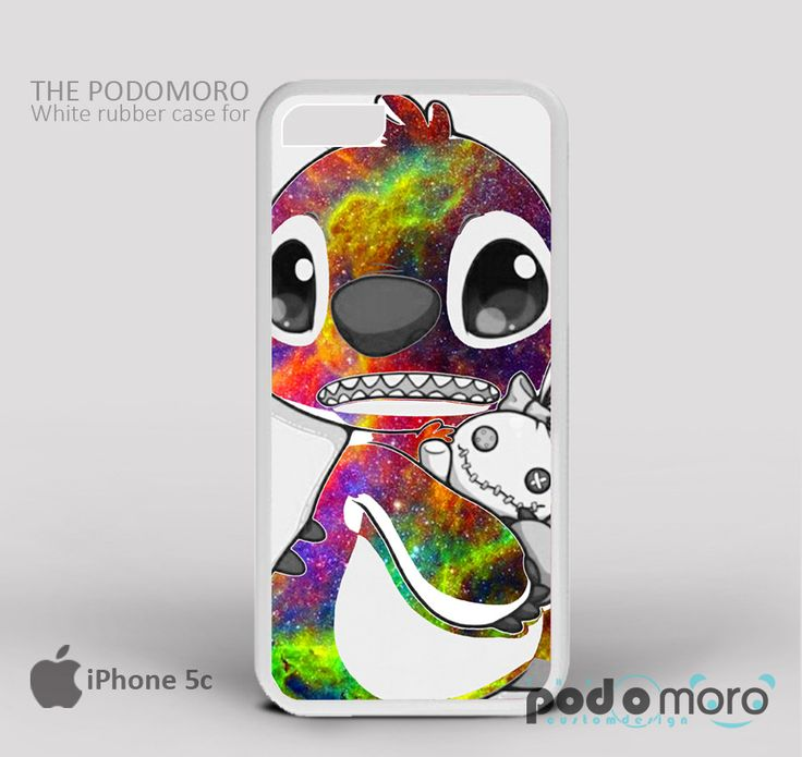 Disney Stitch And Scrump for iPhone 4/4S, iPhone 5/5S, iPhone 5c, iPhone 6, iPhone 6 Plus, iPod 4, iPod 5, Samsung Galaxy S3, Galaxy S4, Galaxy S5, Galaxy S6, Samsung Galaxy Note 3, Galaxy Note 4, Phone Case