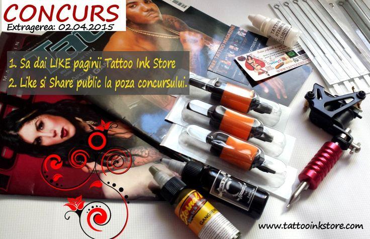 Tattoo Ink Store