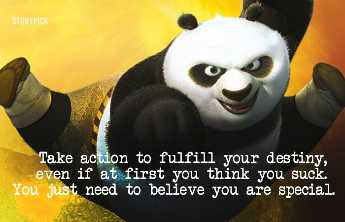 10 Awesome Lines From Kung Fu Panda That Will Definitely Cheer You Up