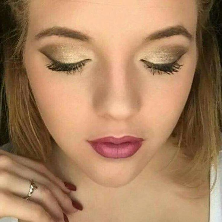 Younique Wedding Makeup : This Younique beauty is rocking the Splurge Cream Shadow ...