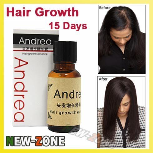 Fast Hair Growth Solution Essence Liquid for all hair loss type 20ML Hair Treatment 100% Natural Herbal Healthy