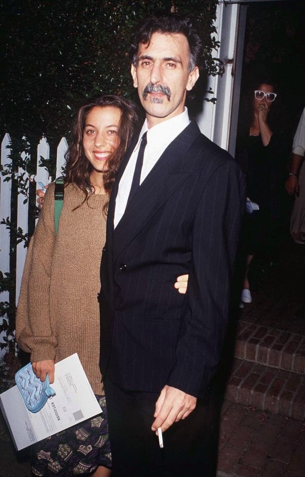 Frank Zappa & Moon
